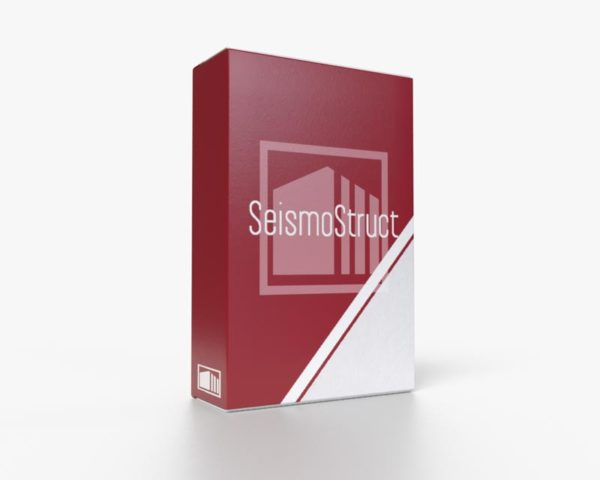 SeismoStruct Software Box