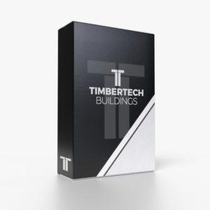 TimberTech Buildings Software box